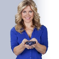 Busy Mom & Celebrity Alison Sweeney Shares the Benefits of Being Blue!
