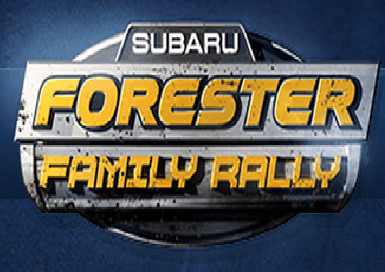 Family Racing Fun with the 2014 Subaru Forester