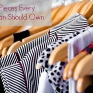5 Wardrobe Pieces Every Woman Should Have In Her Closet
