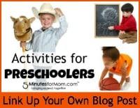 Activities-for-Preschoolers