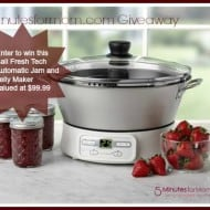 Mixed Berry Jam and How You Can Make Your Own Jam in 30 Minutes #giveaway