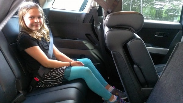 2013 mazda cx-9 review - 5 minutes for mom