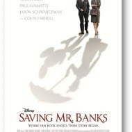 Newest Poster for Saving Mr. Banks #savingmrbanks