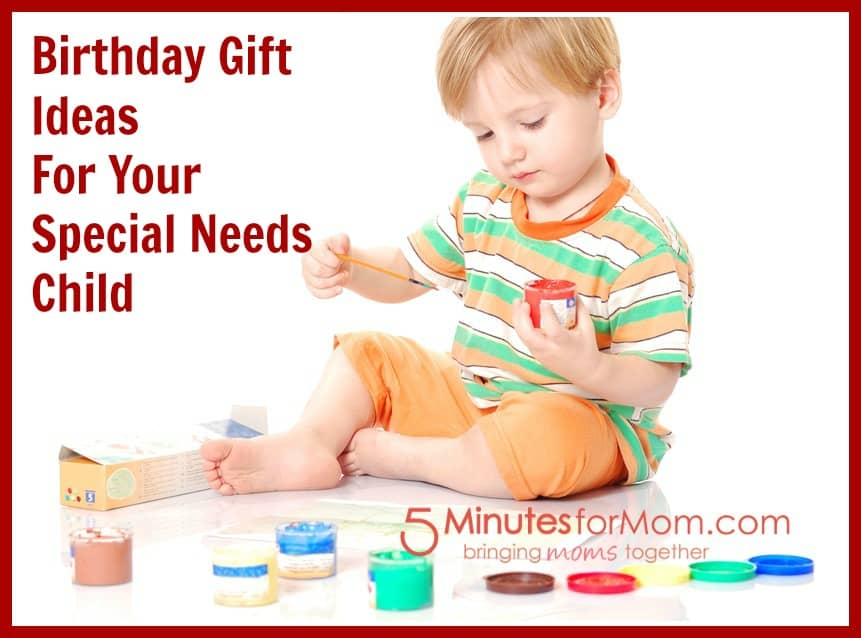 Finding Gifts For Special Needs Children
