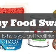 Easy Food Swaps to Help You Get Healthier