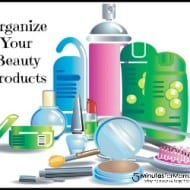 Organize Your Beauty Products