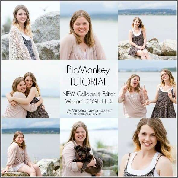 PicMonkey Updates Collage and Editor — And it ROCKS! (With Video Tutorial)