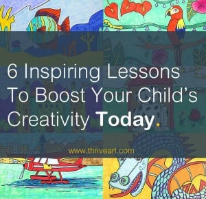 Thrive Art Classes