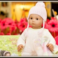 American Girl Relaunches Bitty Baby on August 27, 2013