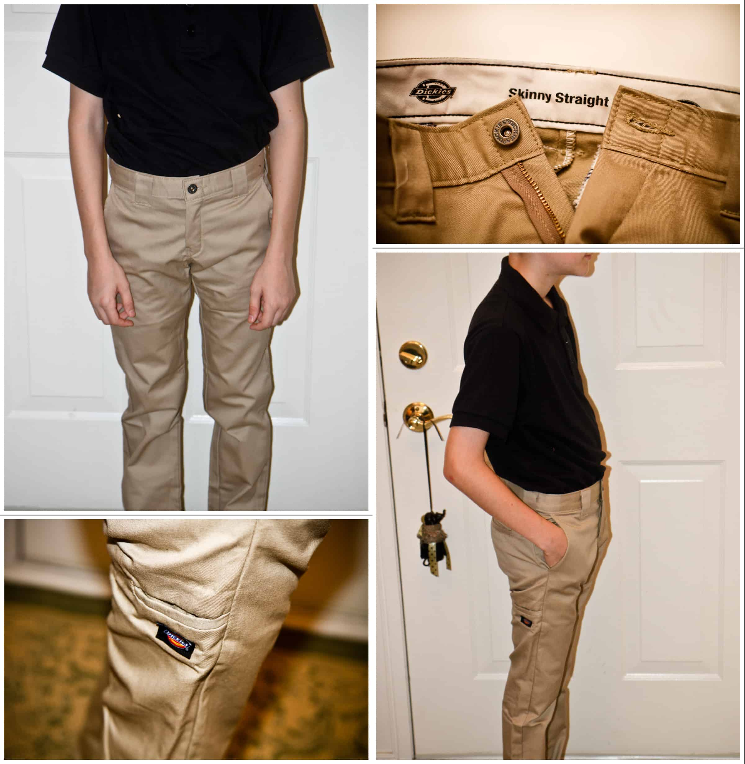 e88ab851a 5 Items, 5 Ways - Back to School with Dickies #giveaway #backtoschool - 5  Minutes for Mom