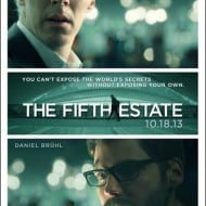 Dreamwork's Pictures The Fifth Estate New Poster #fifth Estate