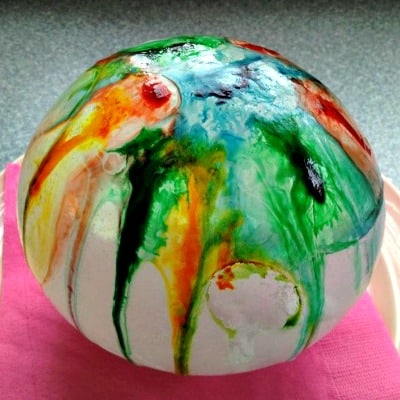Paint Projects And Learning Activities For Preschoolers