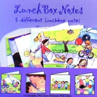 """Leave Your Child an """"I Love You Note"""" with Lunchbox Notes #giveaway #backtoschool"""