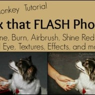 How to Fix Bad Flash Photos – PicMonkey Video Tutorial