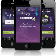 Sleep More Soundly with the Sleep Genius App