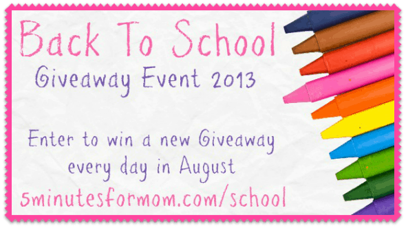 Kidaroo Crew to the Rescue! #backtoschool #giveaway