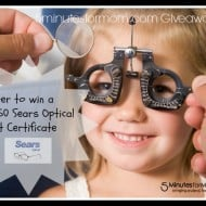 Back to School with Sears Optical #Giveaway #backtoschool