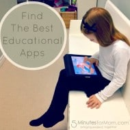 How To Find The Best Educational Apps #BalefireLabsKids