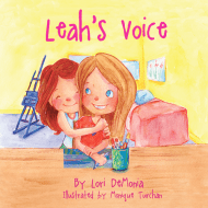Leah's Voice The Book #giveaway #backtoschool
