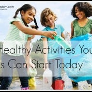 3 Healthy Activities Your Kids Can Start Today