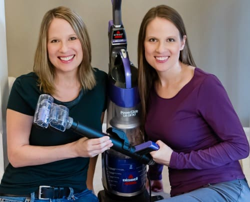 Bissell Powerglide - Susan and Janice