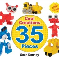 Cool Creations in 35 Pieces #giveaway