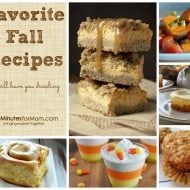 6 Favorite Fall Recipes