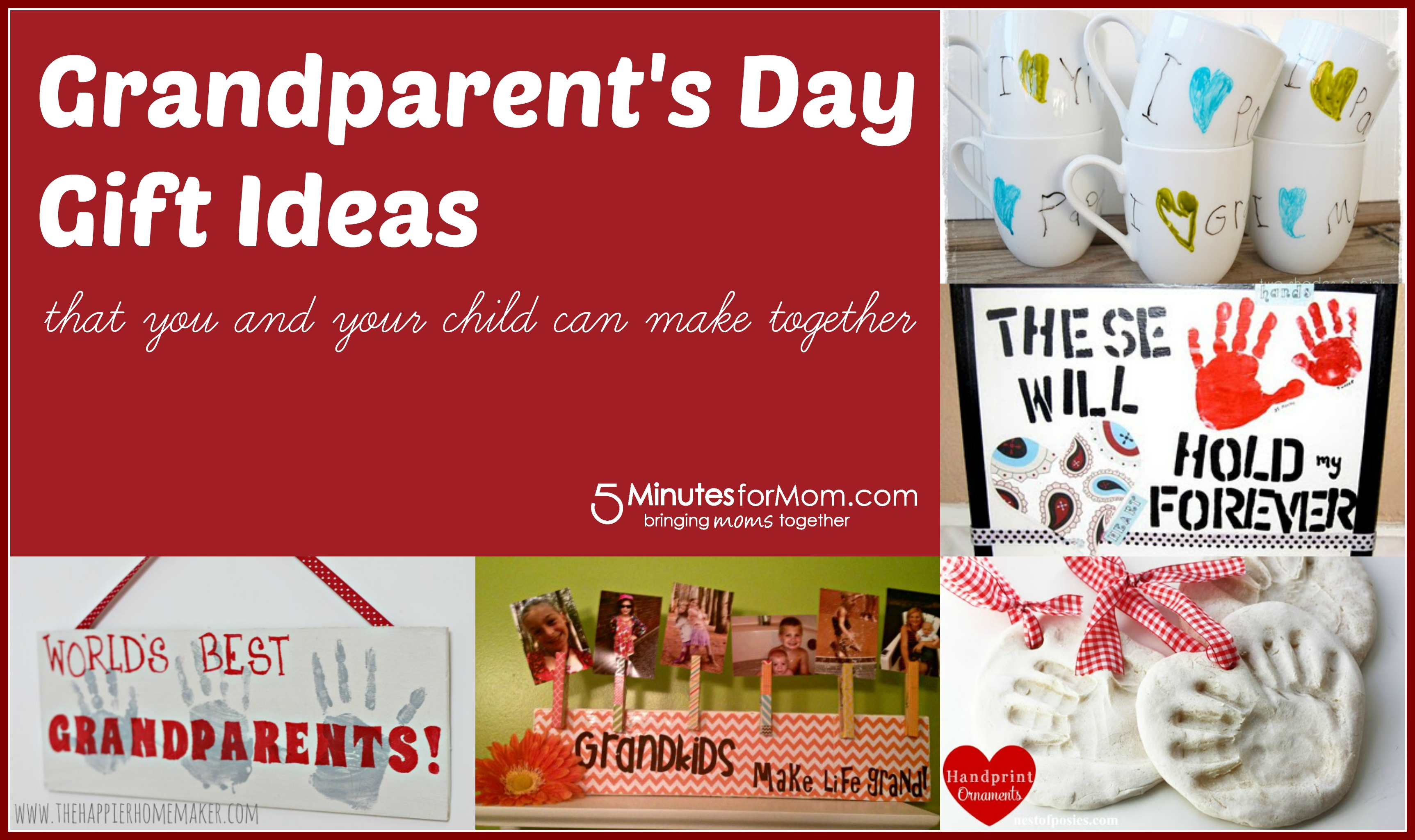 Grandparent s Day Gift Ideas
