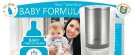 Piena Tender Touch Takes the Hassle Out of Mixing Baby Formula