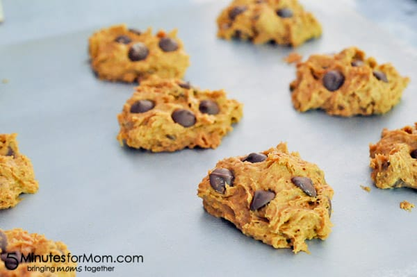 Pumpkin Cookies from 5MinutesforMom-6