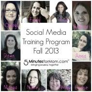 Meet Our Fall 2013 Social Media Training Team