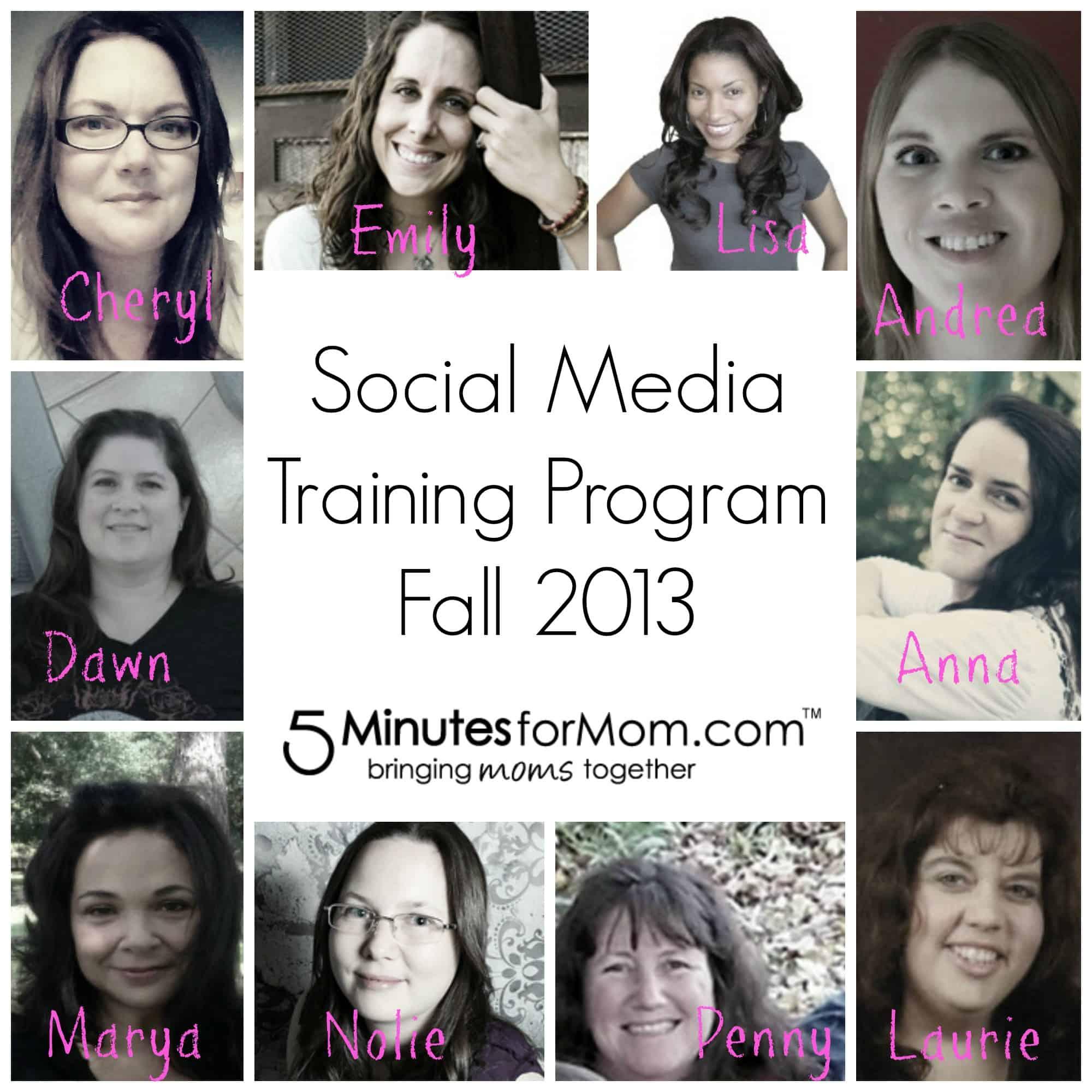 Training-Program-Fall-2013-Collage