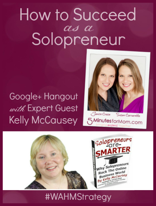 How to Succeed As A Solopreneur