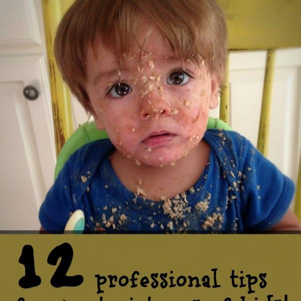 Take Better Photos of Your Kids – 12 Tips from Professional Photographers