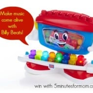 Mega Bloks First Builders Billy Beats™ Dancing Piano #Giveaway
