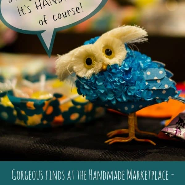 Fabulous Finds from the Handmade Marketplace at Blissdom Canada