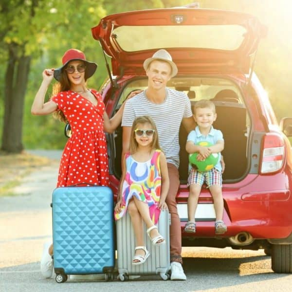 Curing the Car Ride Blues – Try This Fun Parenting Tip