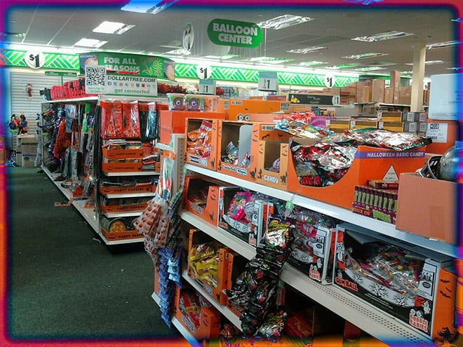 dollar tree - Halloween Party Store