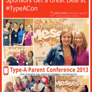 7 Reasons Why Bloggers and Sponsors Get a Great Deal at #TypeACon