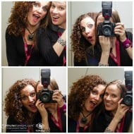 Wordless Wednesday – Selfies Are More Fun with a Friend #BlissdomCA