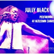 Wordless Wednesday — Jully Black