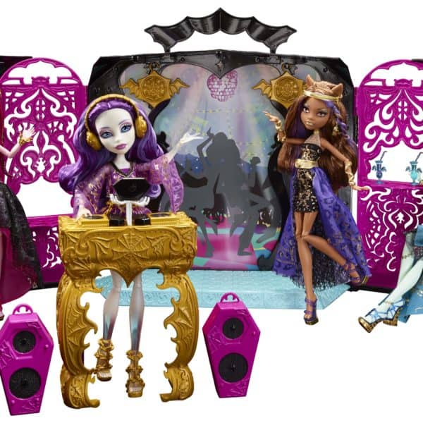 Screams Come True in the new Monster High13 Wishes DVD – Giveaway