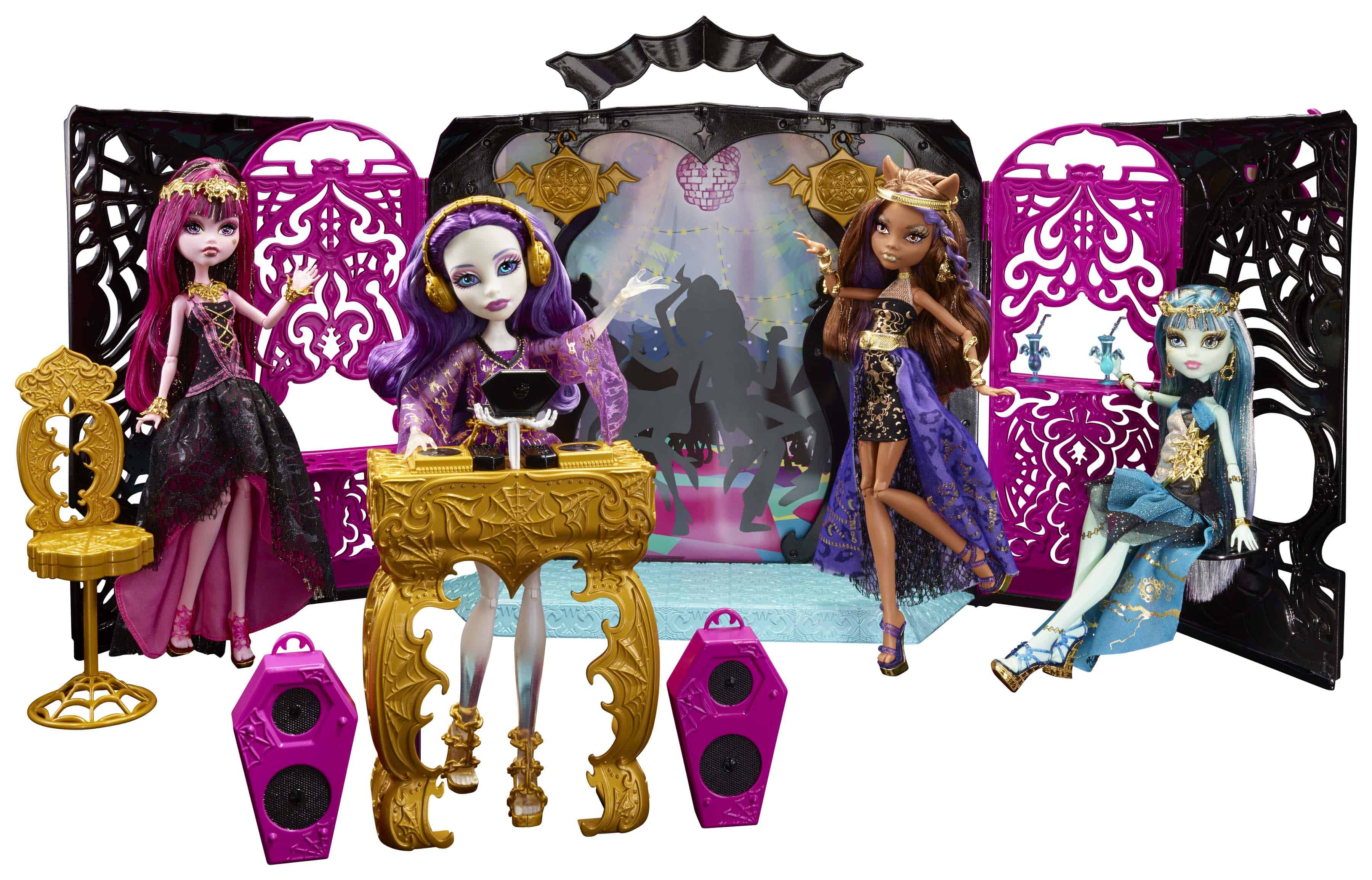 monster high 13 wishes prize pack. Black Bedroom Furniture Sets. Home Design Ideas