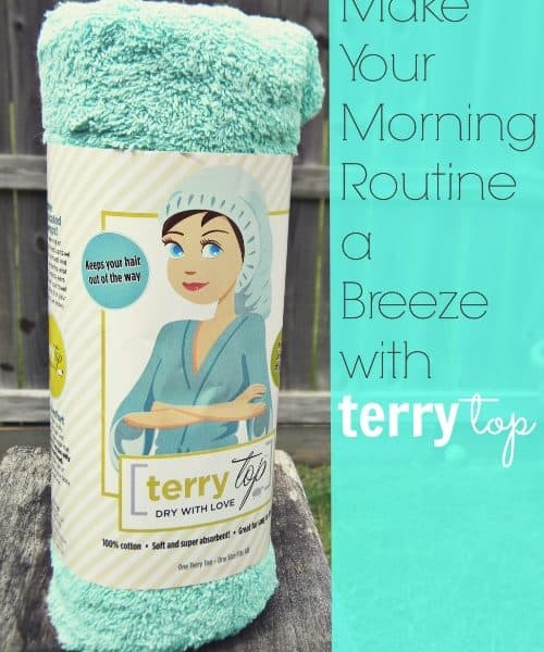 Make Your Morning a Breeze with Terry Top