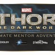 Marvel's THOR: THE DARK WORLD Ultimate Mentor Adventure #thordarkworld