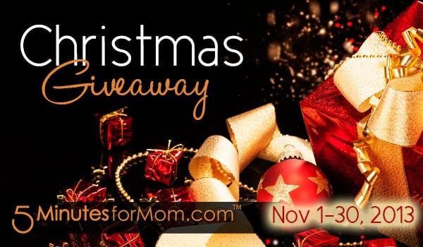 Christmas Giveaway 2013
