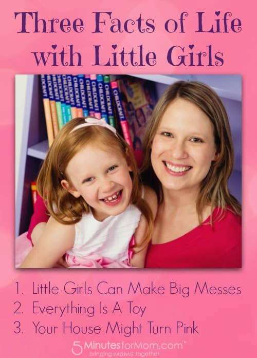 Facts of Life with Little Girls