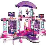 Mega Bloks Barbie® Build 'n Play Super Star Stage Review and #Giveaway