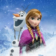 """I'll Be Freezing in L.A. on the Red Carpet for the Disney Premiere of """"Frozen"""""""