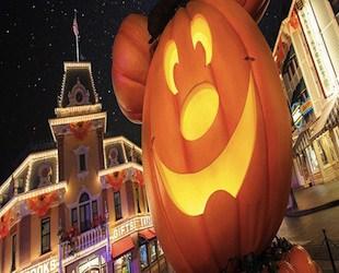Mickey's Halloween Party at Disneyland